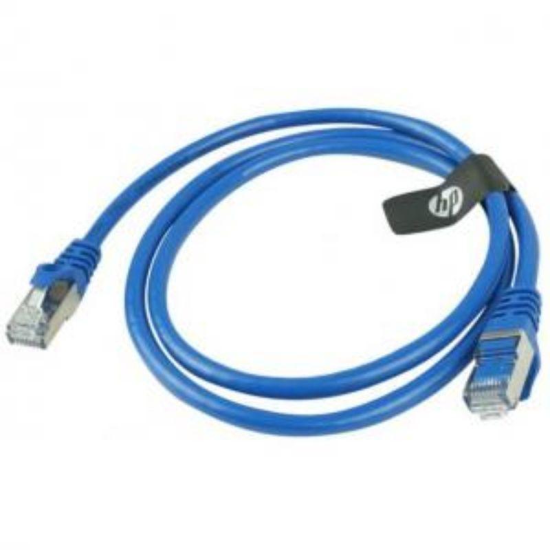 LAN Cable Cat6 HP 100%ORI Lan Cable Cat6 1m/2m/3m (Blue)