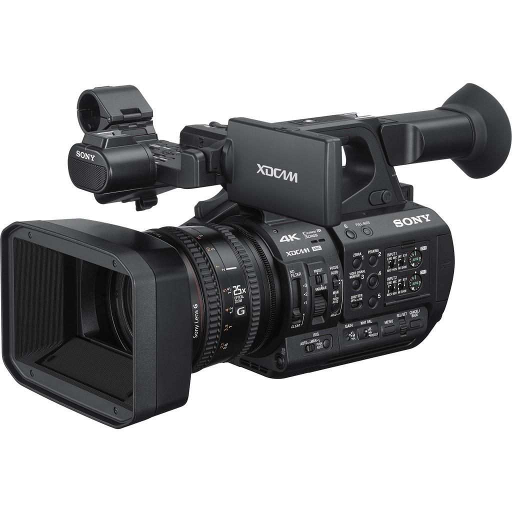 Sony PXW-Z190 4K 3-CMOS 1/3″ Sensor XDCAM Camcorder (Malaysia Warranty)