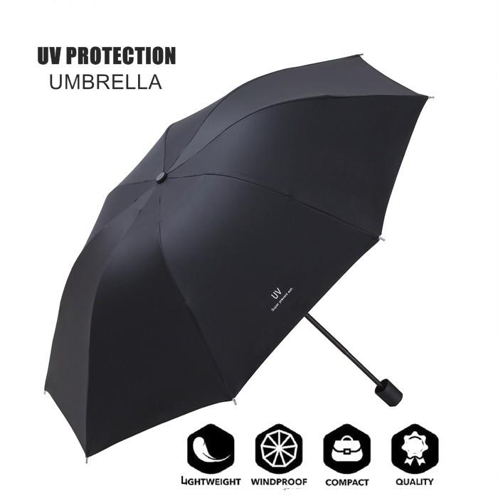Fashion Foldable Umbrella  Windproof Vented Umbrella 50+UV Windproof