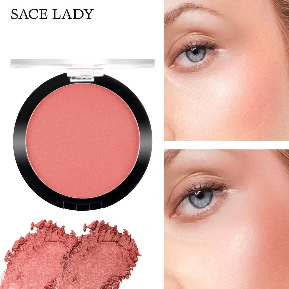 SACE LADY Makeup Cheek Blush Powder Blusher Different Color Powder pressed  Blusher