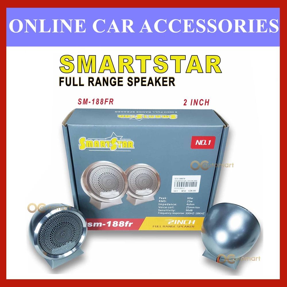 sm-188fr-(60 WATT)-SMART STAR 2 INCH FULL RANGE SPEAKER