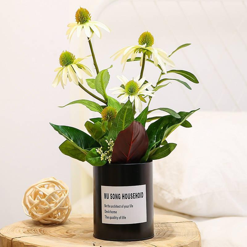 Hiasan Rumah New Arrival Pokok Hiasan Dalam Rumah Bunga Palsu Hiasan Ruang Tamu Hiasan Simulasi Bunga Pasu Hiasan Meja Makan Dalaman Bunga Plastik Bunga Kering Buket Kecil Segar Shopee Malaysia