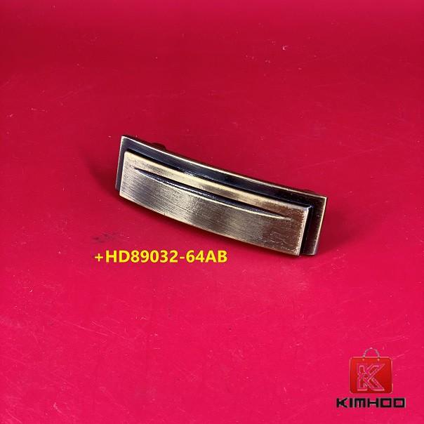 KIMHOO High Quality Vintage Furniture Cabinet Handle +HD8032-AB Series