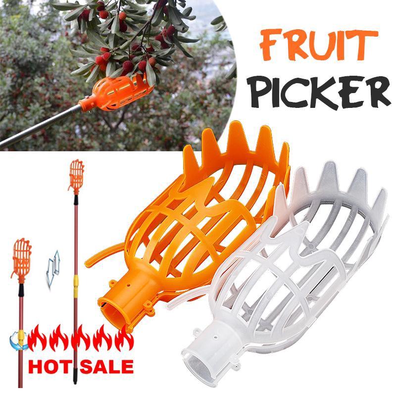 Hot Convenient Horticultural Fruit Picker Gardening Mango Duku/Langsat  Rambutan Wax apple Mangosteen Picking Tools