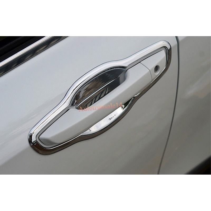 8pcs//Set Door Handle Trim Covers Fit For Honda Accord Accessories