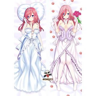 Nakano Nino The Quintessential Quintuplets Anime Dakimakura Body Pillows Case