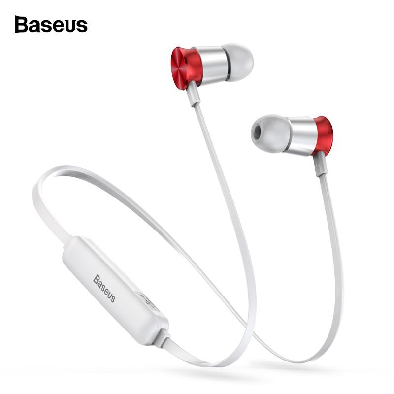 Baseus Sport Wireless Bluetooth Earphone S07 Stereo-iPhone Xs Max Samsung  S10 S9