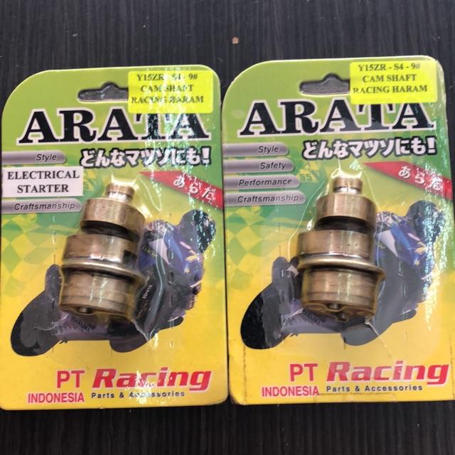 Y15ZR ARATA RACING HARAM CAM SHAFT S4-9#