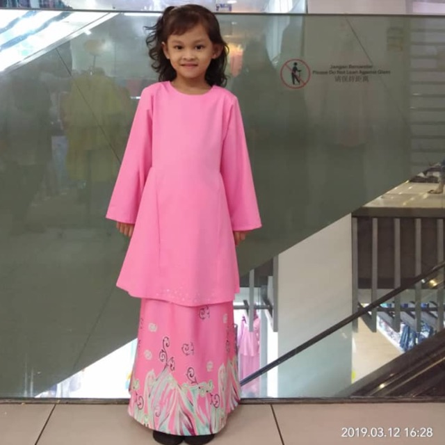 a7bc1ff946e31 Vienaconcept women plus size lace kurung | Shopee Malaysia