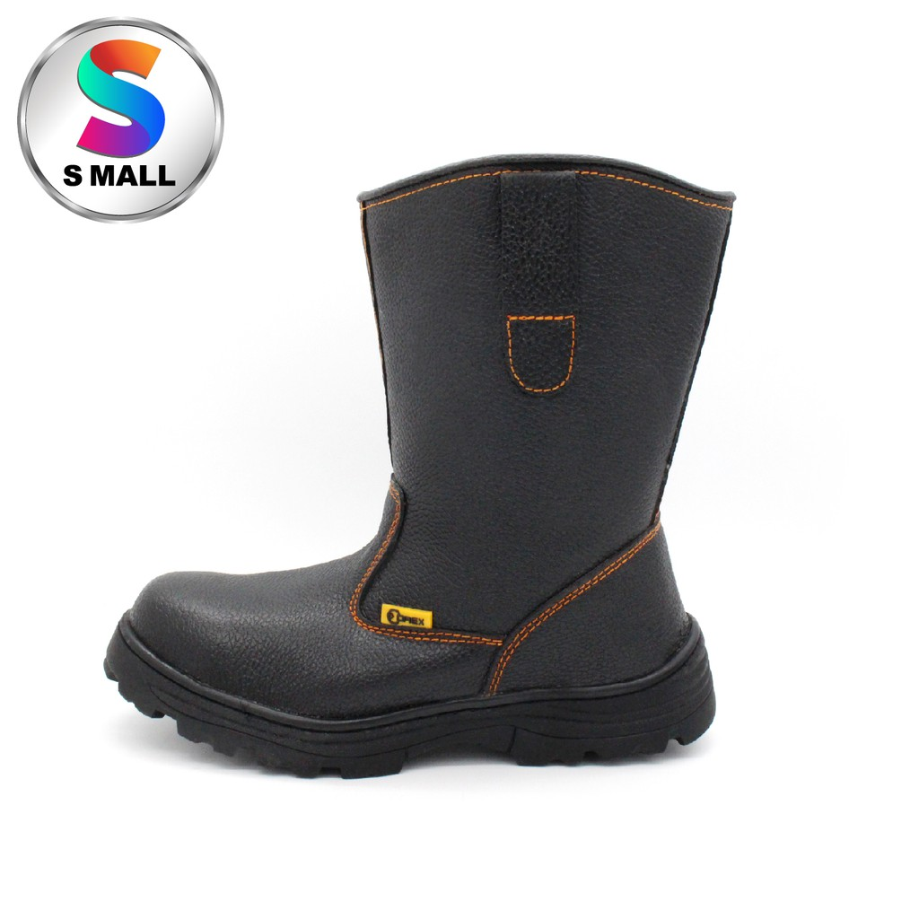 460a21e8a013 OREX #900 High-Cut Safety Boot Shoes with Steel Toe Cap & Mid Sole