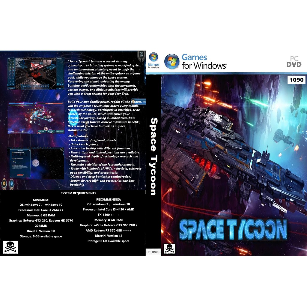 (PC) Space Tycoon