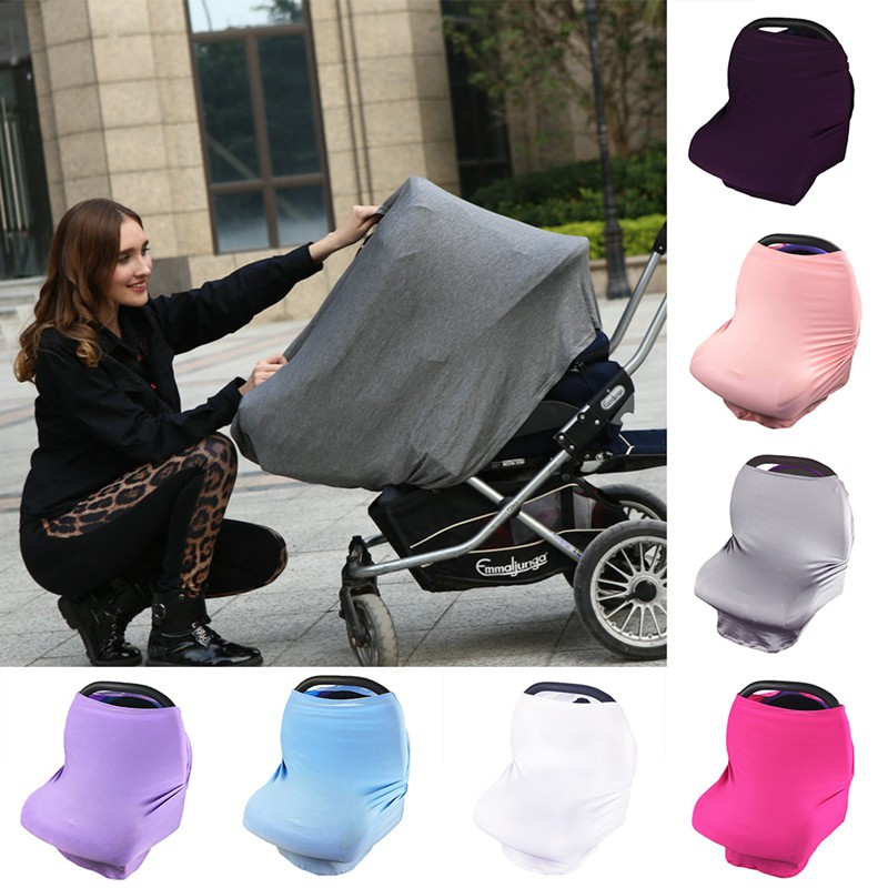 Awe Inspiring Baby Car Seat Cover Canopy Nursing Stretchy Scarf Covers Alphanode Cool Chair Designs And Ideas Alphanodeonline