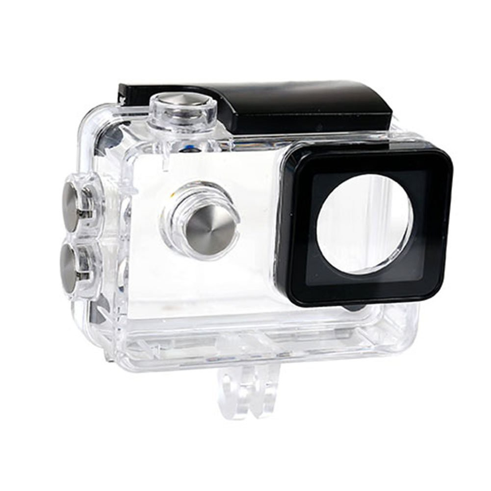 Underwater Case, ThiEYE T5e / T5 Edge / T5 Pro / E7 Action Camera Waterproof Housing Up to 197 Feet / 60M