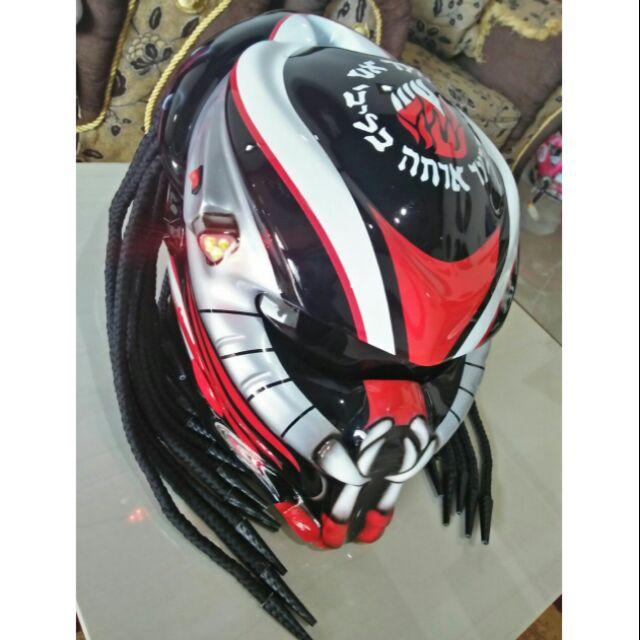 Predator Helmet Shopee Malaysia