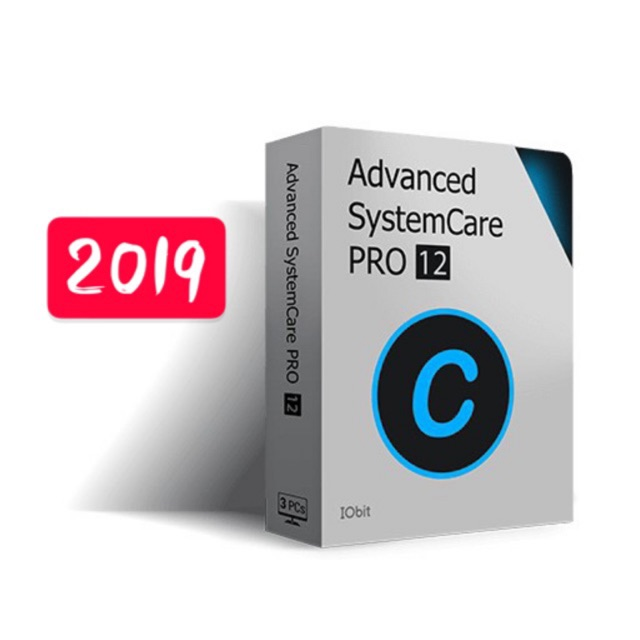 [LATEST] IObit Advanced SystemCare Pro 12 1 2019