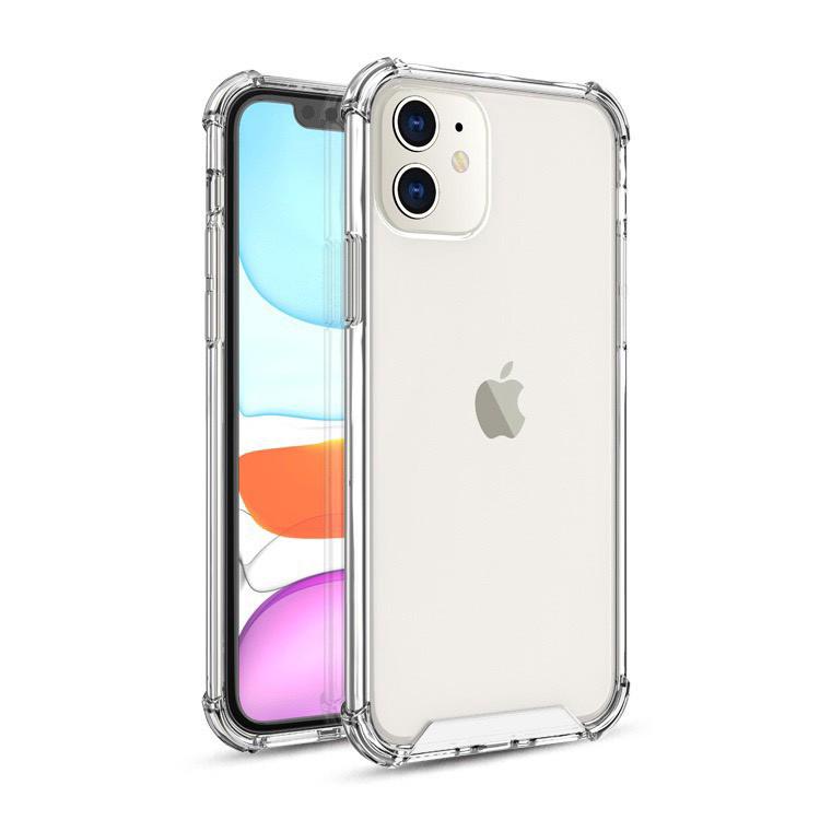 [ใส่โค้ด OCTINC30 ลดเพิ่ม 30%]เคสใสกันกระแทก เคส IPhone