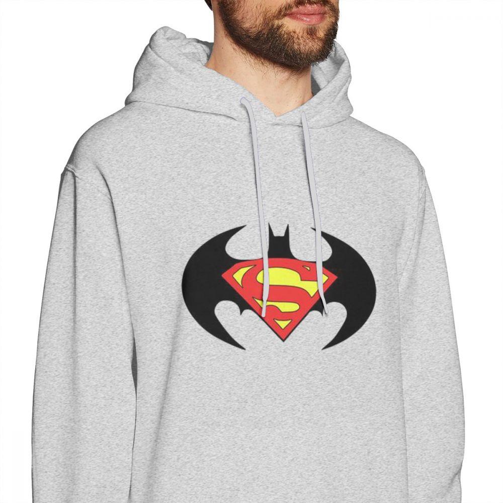 Batman-logo-8 Men's Hoodie Sweatshirt | Shopee Malaysia