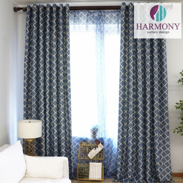 Curtain Langsir English Country Style Sliding Door Tingkap Window Sho Malaysia
