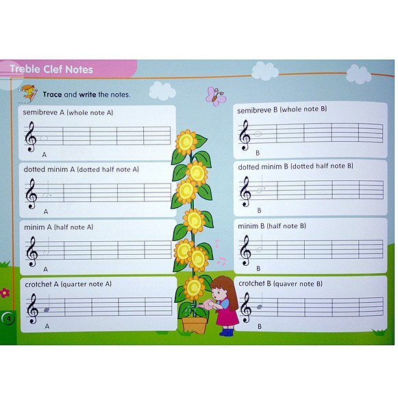 POCO MUSIC THEORY for Young Children 2