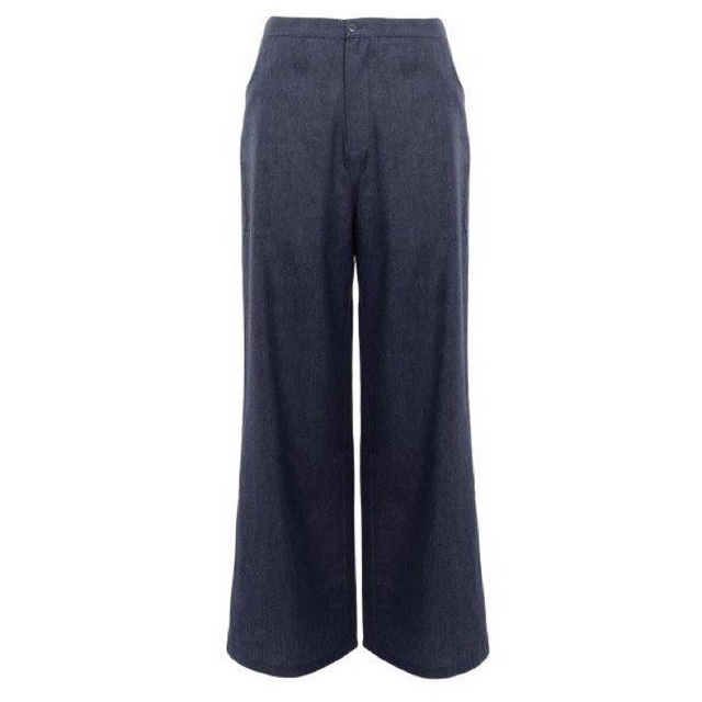 Poplook Roxy Denim Flare Pants (Preowned)