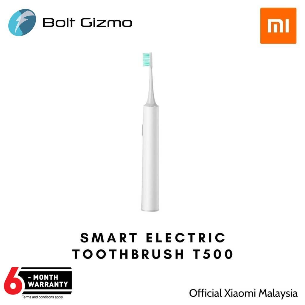 Xiaomi Mi Smart Electric Toothbrush T500 - (Warranty by Xiaomi M'sia)