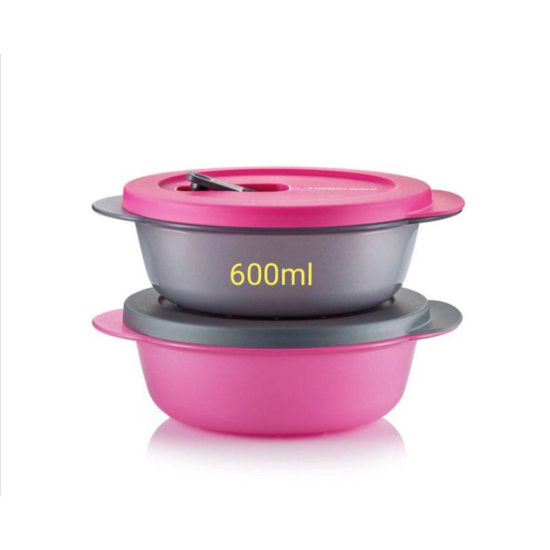 Tupperware Brand CrystalWave Bowl (1) 600ml