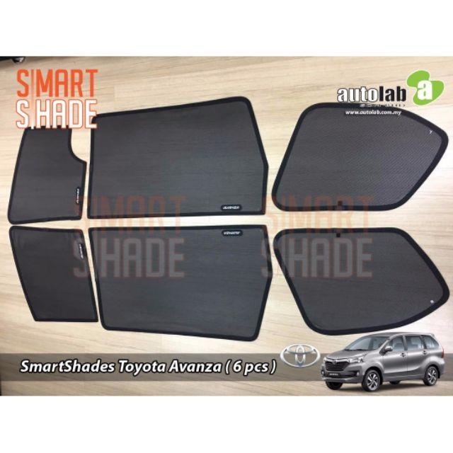SmartShade Toyota Avanza (6pcs)