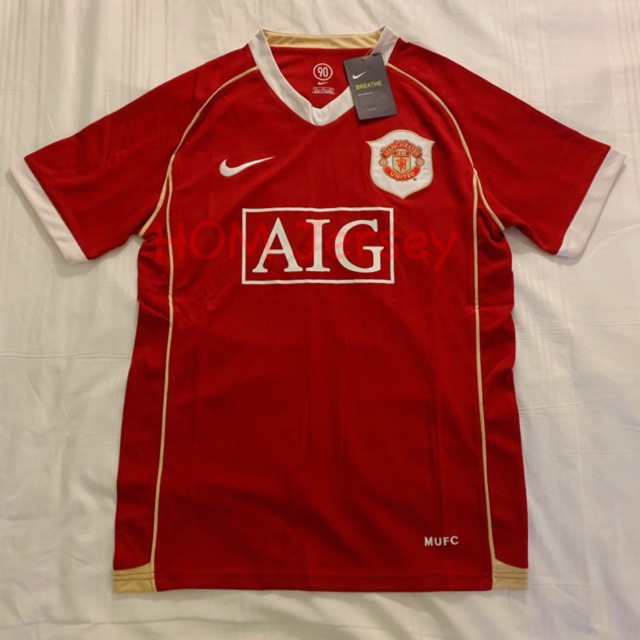 14+ Manchester United Kit Retro