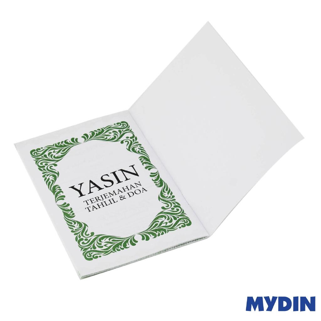 Yasin Tahlil & Doa Hijau MH09