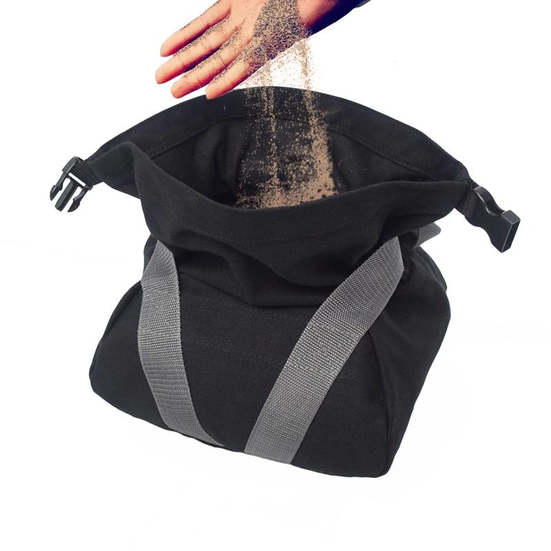 KALOAD Canvas Empty Weightlifting Sand Bag Boxing Target Bag Training Sandbag