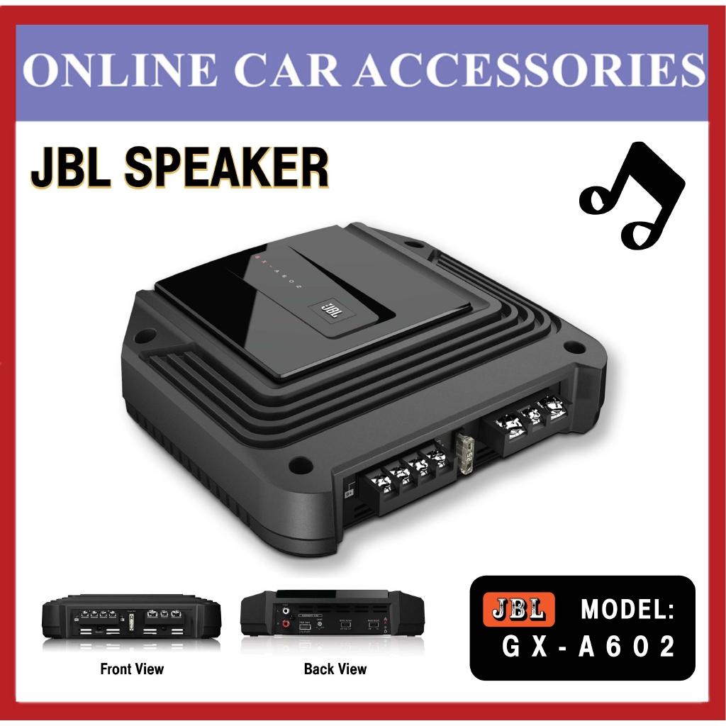 JBL GX-A602 2-Channel Car Amplifier