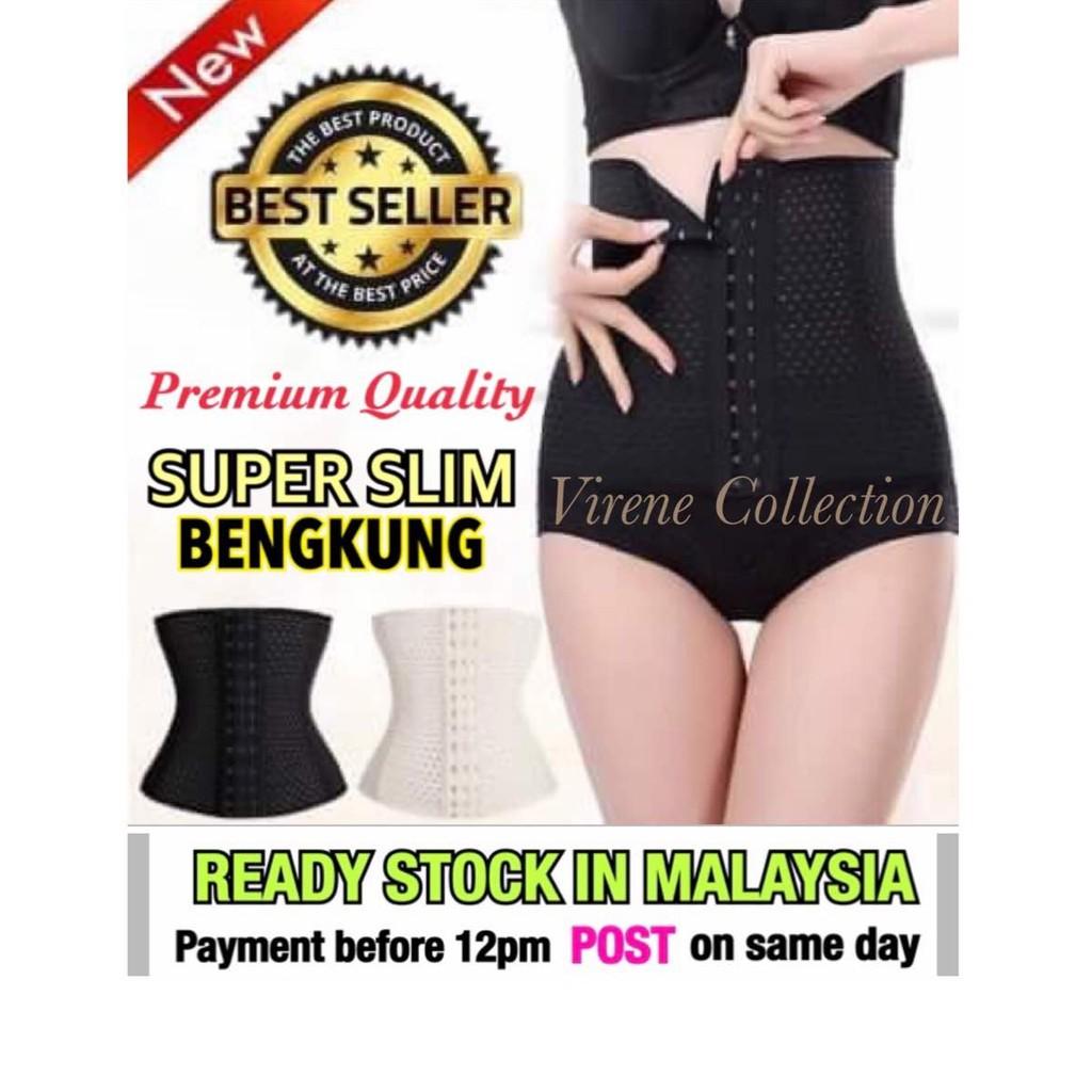 5e9c13fc4 M SIA BORONG FAST Shipping Ready Stock BENGKUNG Corset Tummy Control Waist  Belt