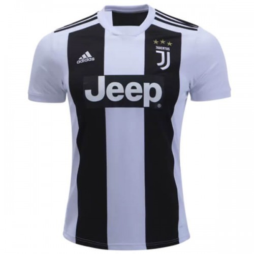 ee17aa3fe Juventus FC Home Kit 18/19 Jersey | Shopee Malaysia