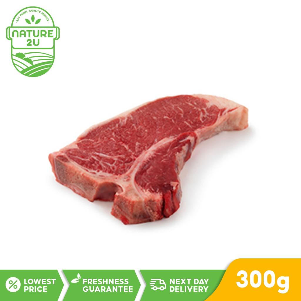 Frozen - Aust T-Bone Steak (300G)