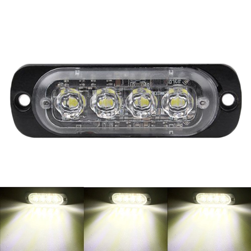LED Leuchten rund 24V