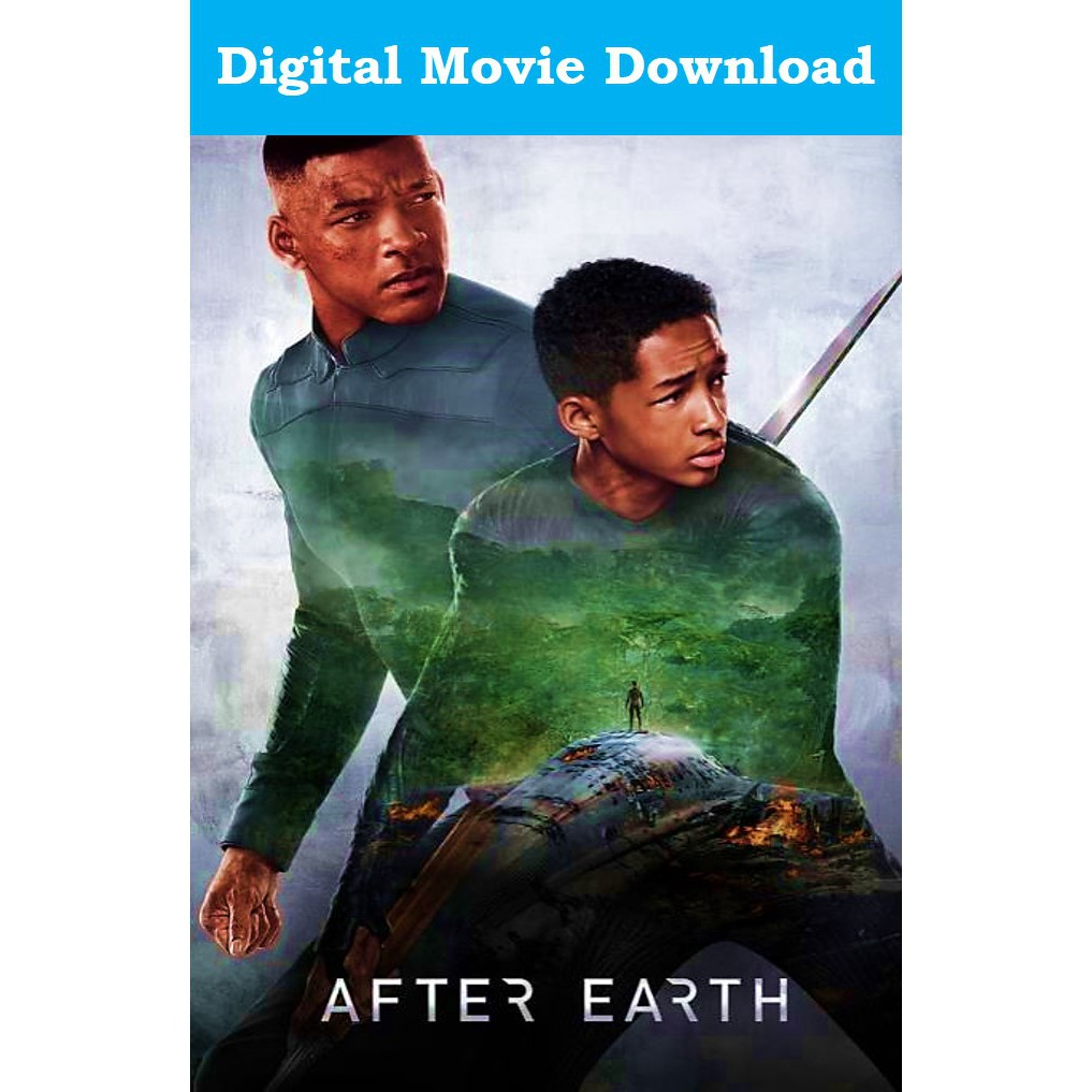 1741 After Earth 2013 Eng Chi Sub Mkv Shopee Malaysia