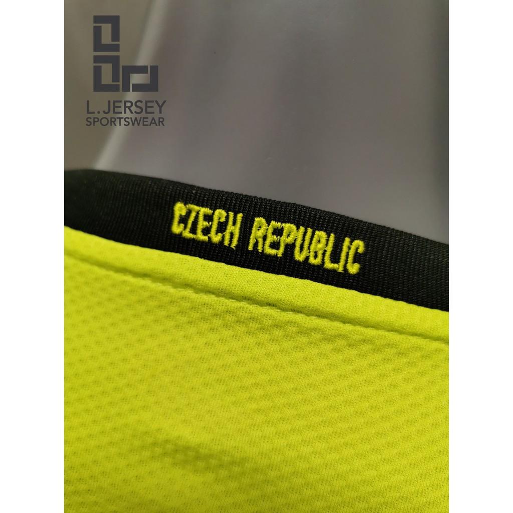 Czech Republic Men Away Euro Cup Season 20/21 Fans Jersey