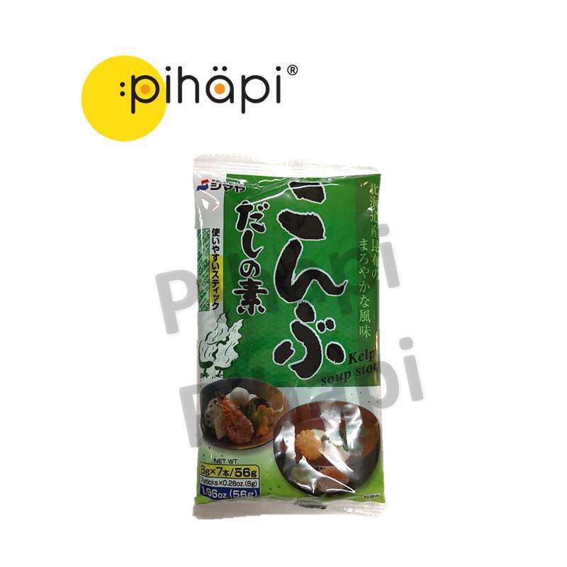 [IMPORTED FROM JAPAN] 56g Japanese Seasoning for Kelp Soup Stock / [日本进口,现货] 日本海带汤调味料