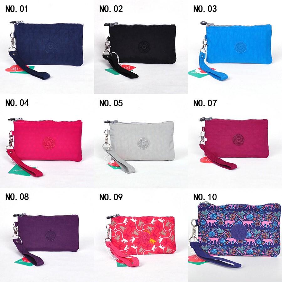official price pre order elegant in style KIPLING Lovely lady Clutch Mobile phone bag Wallet Bag-K101