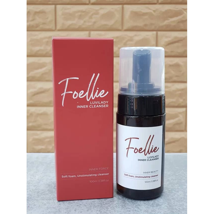 Foellie Luvilady Inner Cleanser 100ml
