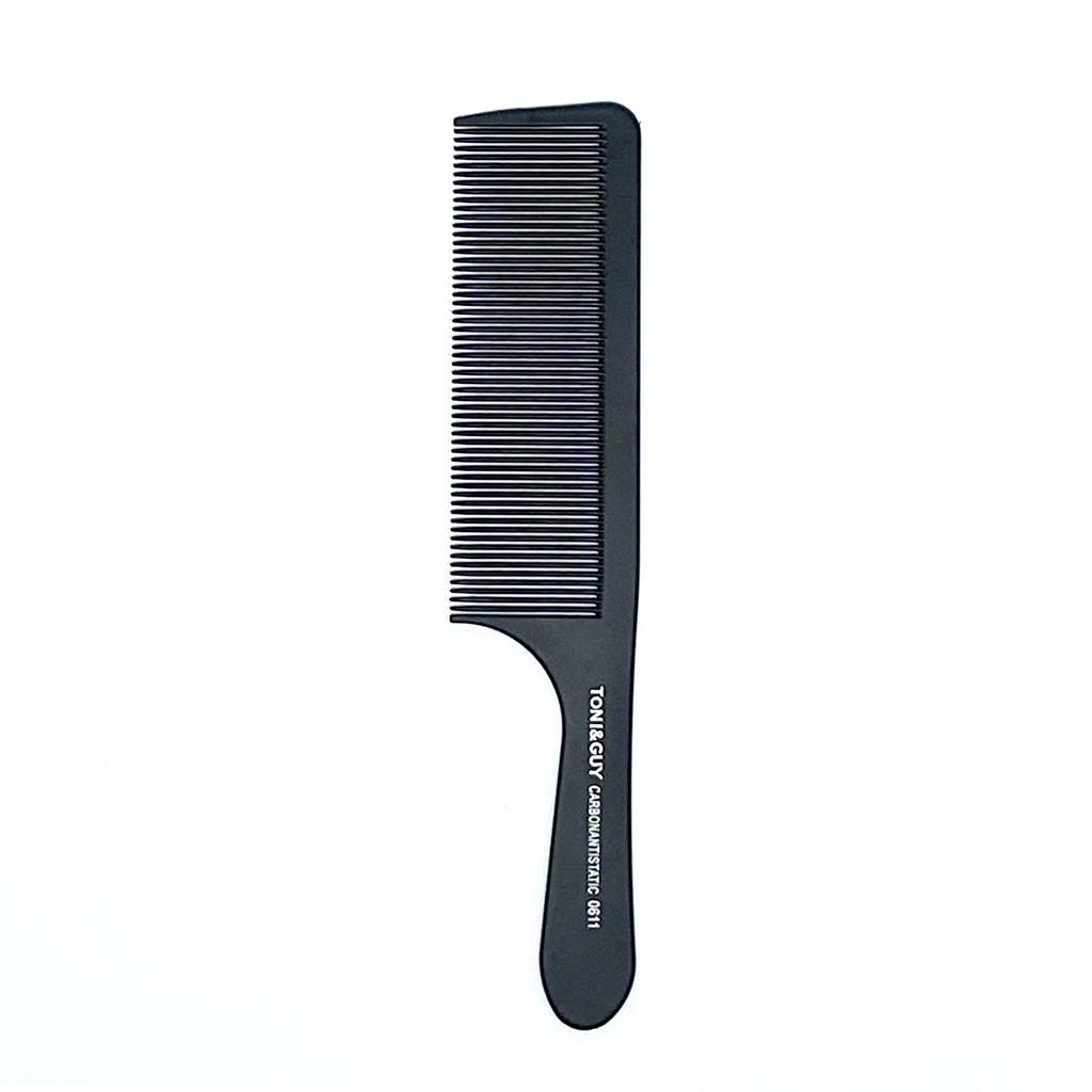 Toni&Guy Classic Carbon Anti-Static Black Barber Comb