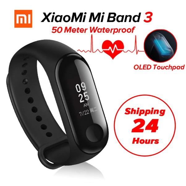 In Stock Xiaomi Mi Band 3 Miband 3 Fitness Tracker