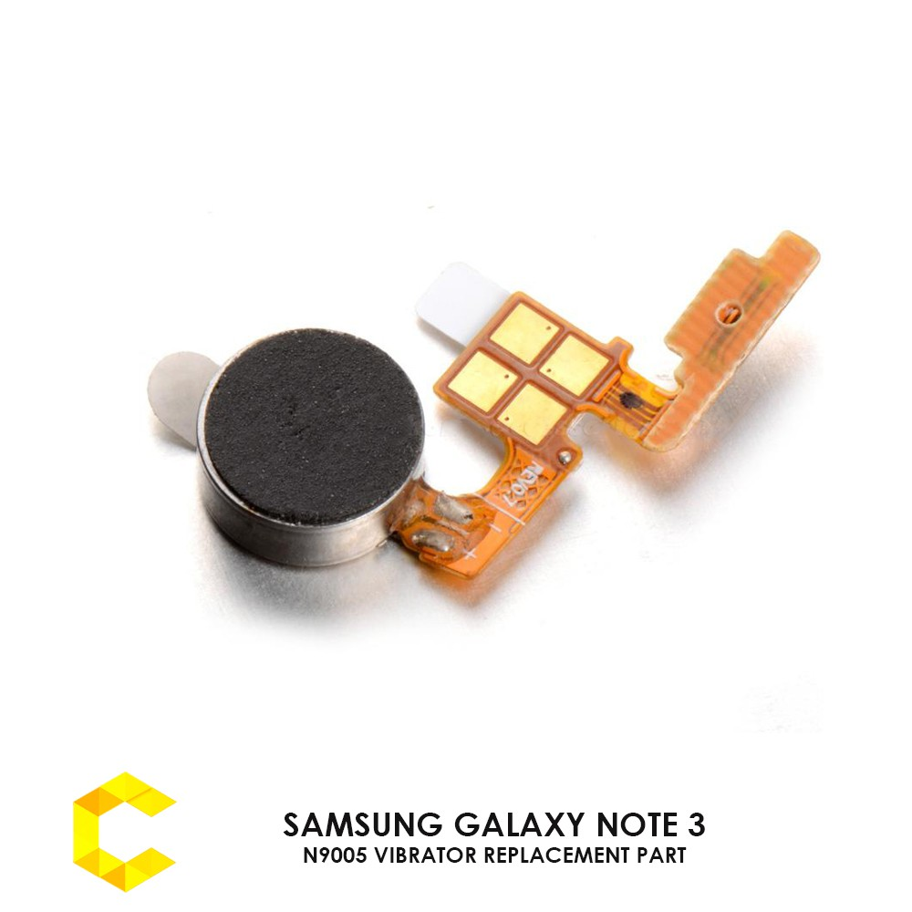 SAMSUNG GALAXY NOTE 3 N9005 POWER BUTTON ON OFF & VIBRATOR FLEX CABLE RIBBON