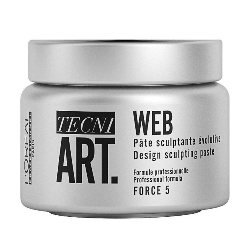 **FREE SHIPPING**Loreal Tecni Art Web 150ml Hair Styling Paste (New!!!)
