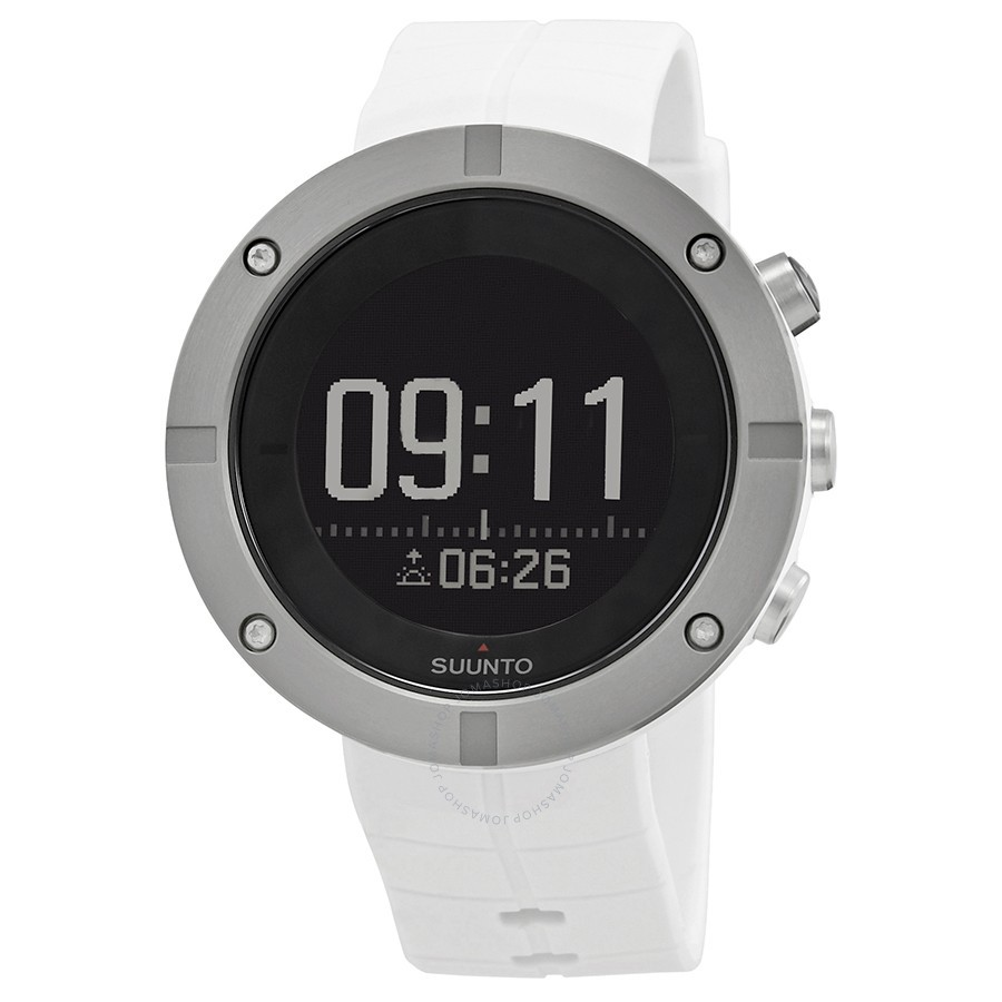 Suunto Ambit 3 Sport Sapphire The Gps Watch Suss020672000 Shopee Ambit3 Black Hr For Outdoor Sports Malaysia