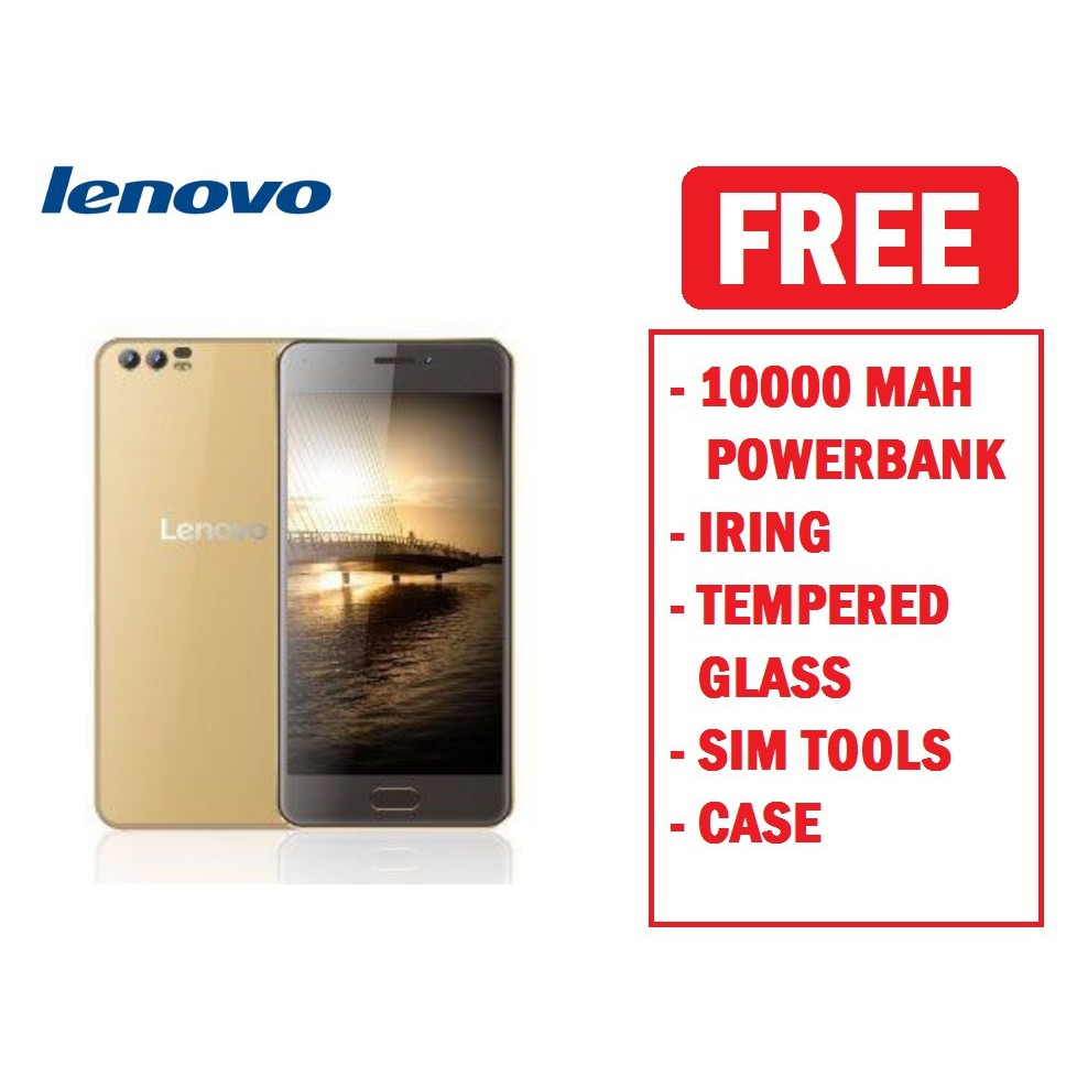 ( READY STOCK ) 4G LENOVO K5 LITE 2GB+16GB DUAL REAL CAMERA 5 2