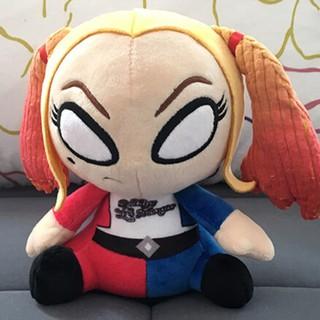 New Suicide Squad Harley Quinn Joker Deadshot Plush Toy Anime