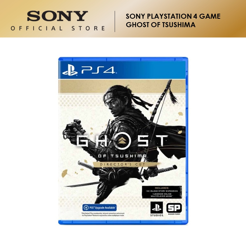 SONY PS5 GAME PS4 GAME Ghost of Tsushima Director's Cut