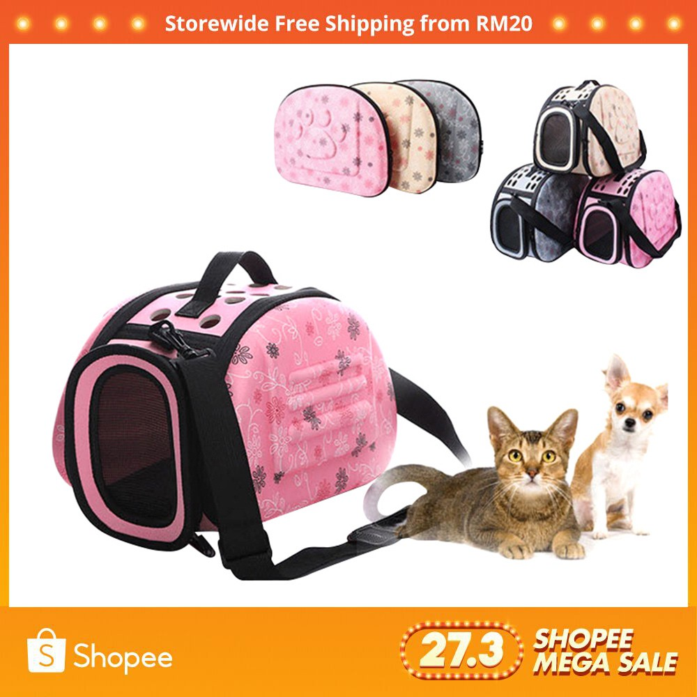 d8503310f4a Pet Astronaut Capsule Breathable Cats Dog Puppy Bag Space Backpack Carrier  Totes | Shopee Malaysia