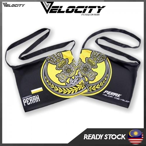[READY STOCK] Velocity Velocool Sport Sling Bag Perak For Men or Women
